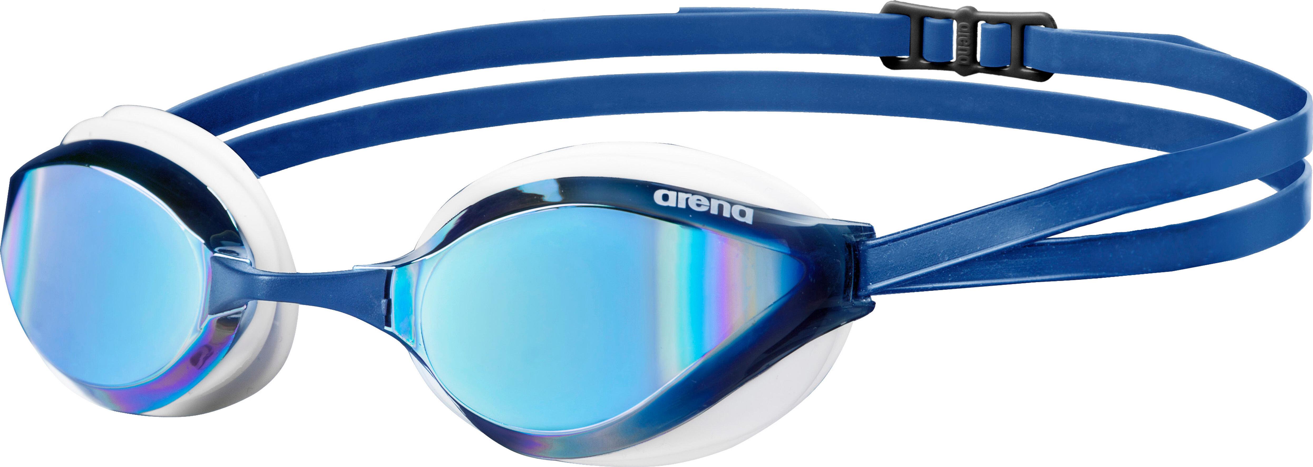 arena Python Mirror - Gafas de natación - azul  b3aca967df1